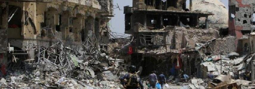 Policeman killed by bomb from Islamic State war remnants south of Nineveh