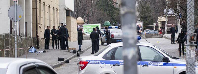 Russian authorities detain possible accomplices of presumed St. Petersburg bomber
