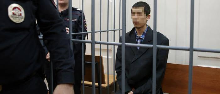 St. Petersburg metro blast suspect admits involvement in the attack