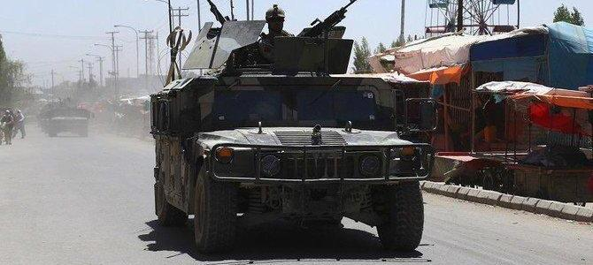 Taliban attacked army base and killed at least 26 troops