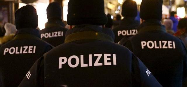 Teen suspected of plotting attack in Vienna and say that he built test bomb in Germany