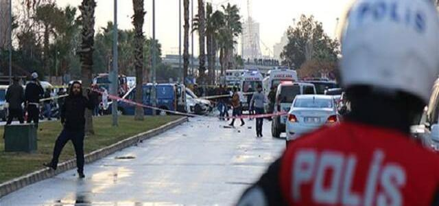 Terrorist attack in Turkey: Two people killed in car bomb attack in the city of Izmir