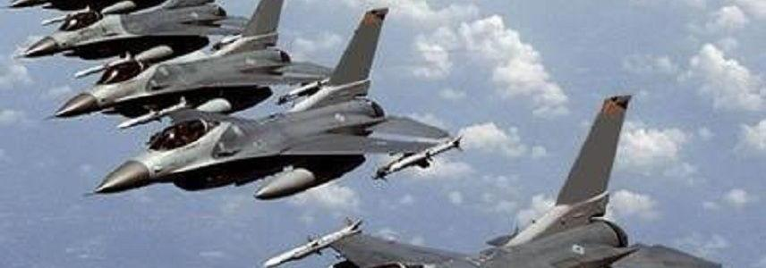Two Islamic State leaders killed in airstrike northeast of Diyala