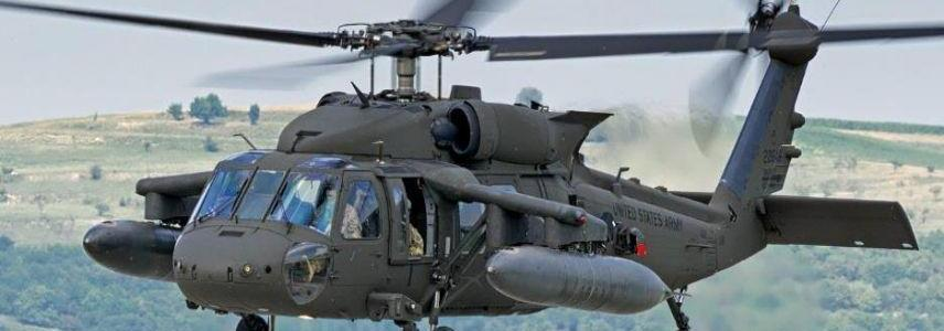 U.S coalition service member killed by ISIS terrorists after Black Hawk helicopter crashed in Iraq
