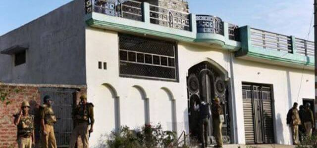 Ujjain train blast suspect hiding in Lucknow building might have ISIS links