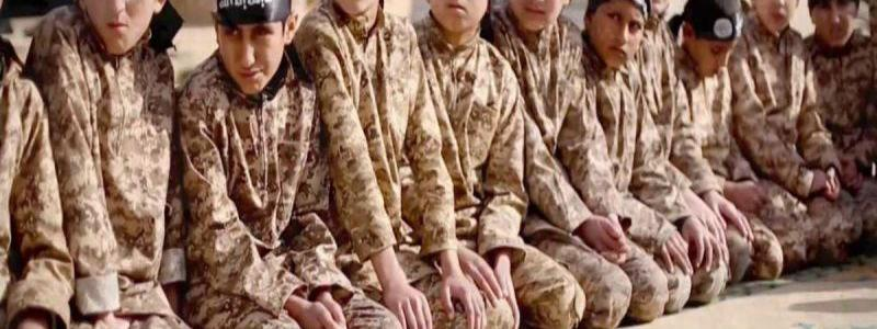 Yezidi children trained by ISIS struggle to reintegrate