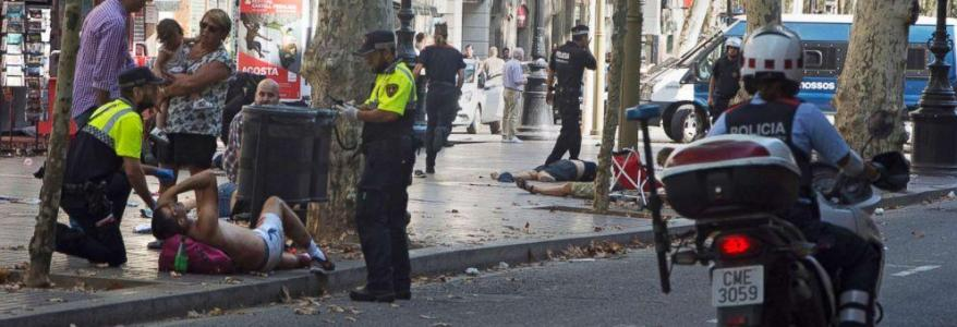 Barcelona – 'victim' of connected ISIS terrorist attacks