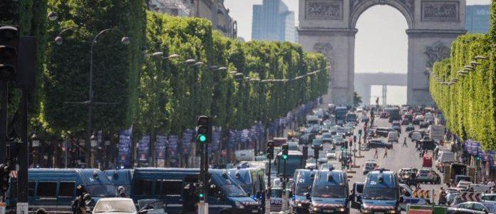 Champs-Elysees attacker pledged allegiance to ISIS terrorist group