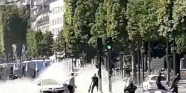 Champs-Elysees attacker was Islamic State loyalist on French watch list who had gun license