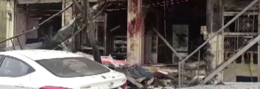 Five people killed in Syria car bomb attacks claimed by ISIS terrorists