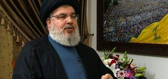 Hezbollah leader Nasrallah warns Israel of future war on Israeli soil