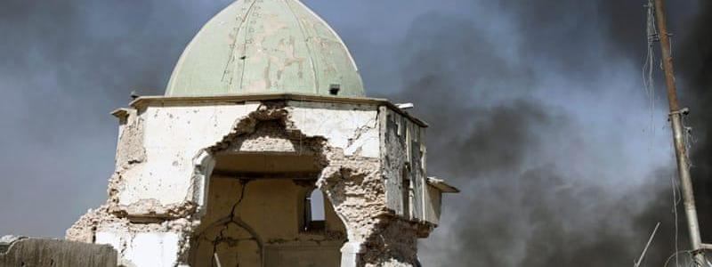 Iraq declares end of ISIS caliphate with recapture of Grand al-Nuri mosque
