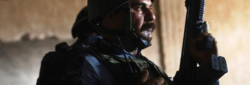 Iraqi Police liberate one of last ISIS-held districts of Mosul