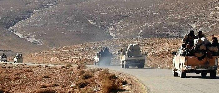 ISIS is transferring militants to Hama province via various routes