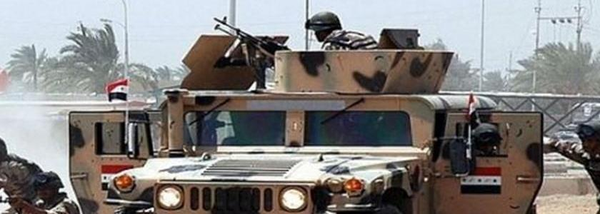ISIS police chief arrested by Iraqi Forces in right bank of the city of Mosul