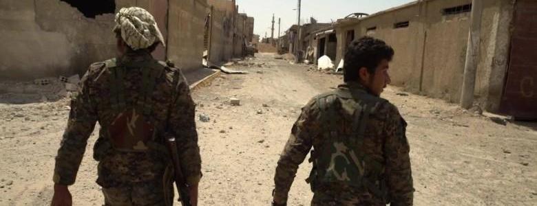 ISIS resistance increasing in Raqqa