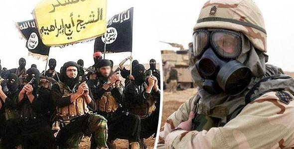 ISIS terrorists are using chemical weapons in Mosul again