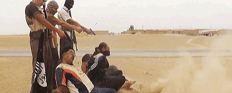 Islamic State executes nine civilians over collaboration with security in Kirkuk
