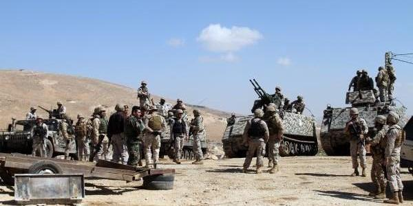 Lebanese army arrests 350 in Arsal raids, including ISIS terrorists