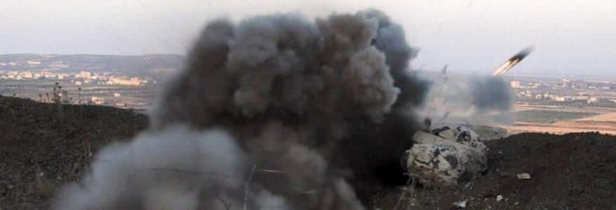 ISIS attacks Syrian army troops