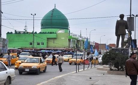 ISIS sleeper cells awaken in Kirkuk
