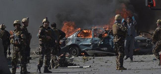 Massive blast in the heart of Kabul's diplomatic quarter kills at least 80