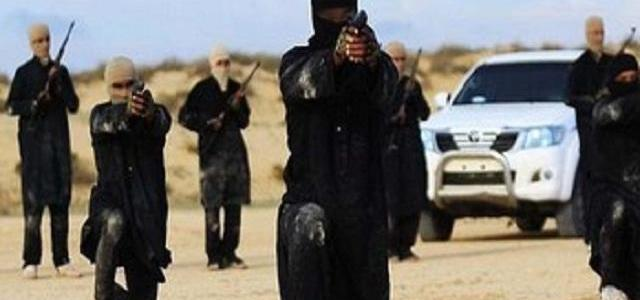 ISIS slaughters dozens of Kurdish civilians north Syria