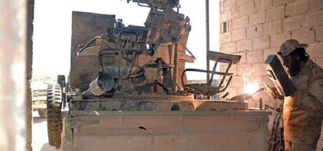 Iraq: Turkish firms supplying ISIL's arms workshops with modern parts