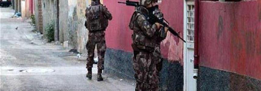 Police detain nine suspects in anti-ISIS operation in Turkey's southern provinces