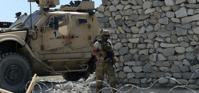 Taliban infiltrator kills 3 US soldiers in Nangarhar