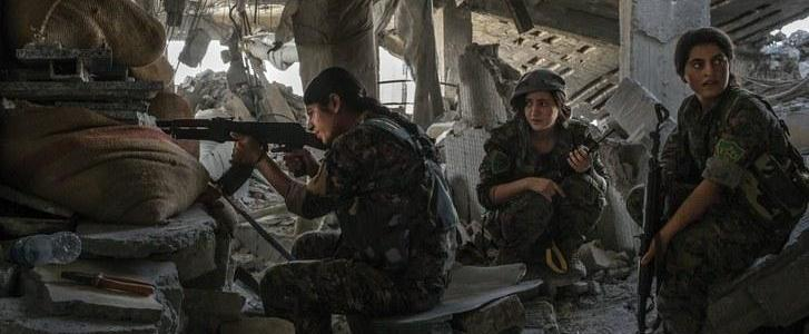 Thousands of Yazidi women transferred by ISIS from Raqqa to Deir ez-Zor