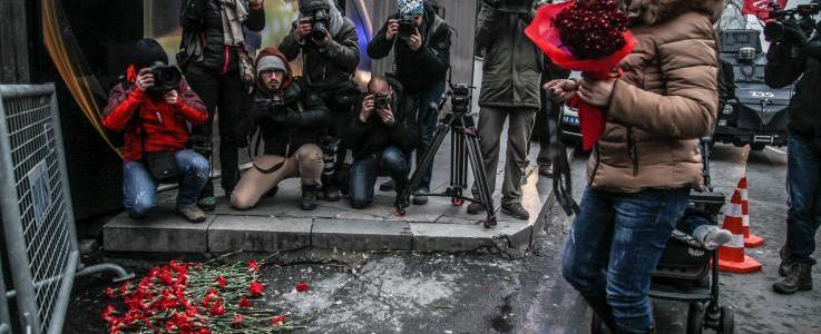 Turkish Public Prosecution: ISIS terrorists planned attack similar to Reina Nightclub