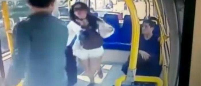 Turkish woman beaten on an Istanbul bus for 'wearing shorts during Ramadan'