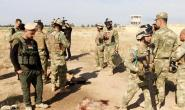 Two people killed and six wounded in ISIS attack on Iraqi base