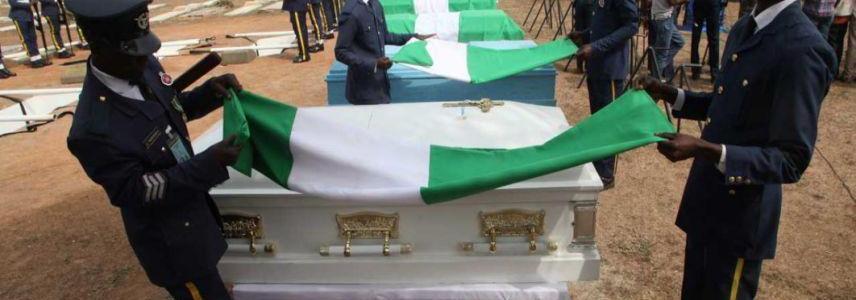 Boko Haram terrorists killed five Nigerian troops