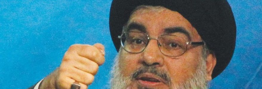 Hezbollah Secretary-General Hassan Nasrallah warns of war this summer and worries he could be killed