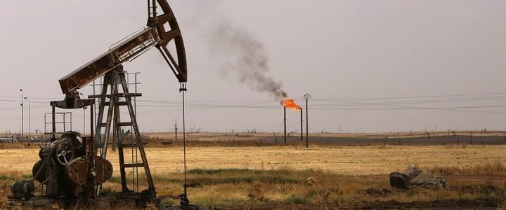 ISIS Captures last Syrian oil field under Regime control