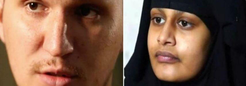 ISIS husband of Shamima Begum says he wants to return to the Netherlands with her