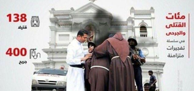 ISIS terrorists celebrate Sri Lanka attacks as revenge for New Zealand mosque massacre
