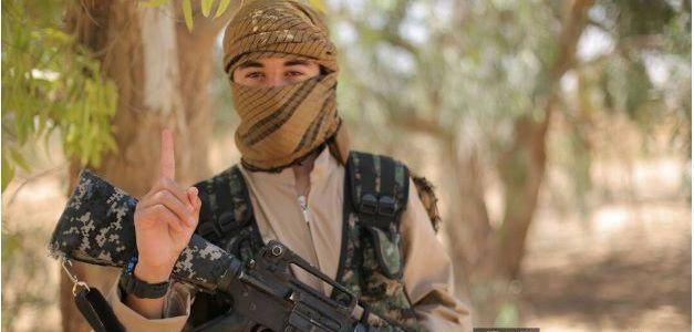 Iraqi army troops killed Islamic State warlord in Diyala