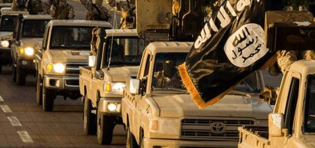 Islamic State terrorist group making a comeback amid Tripoli invasion chaos