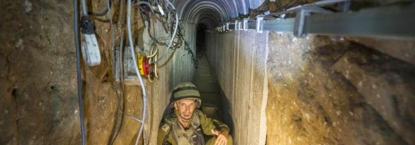 Israel Defence Forces discovered second Hezbollah terrorist tunnel crossing into Israeli territory