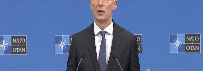 NATO warns that ISIS terrorist group will continue to mobilize support for its twisted ideology