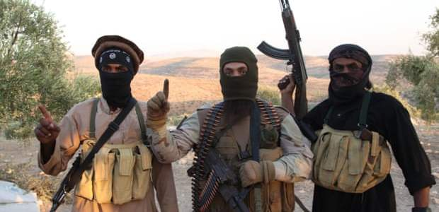 Pregnant Swedish teenager held by ISIS terrorists in Syria after fleeing with boyfriend