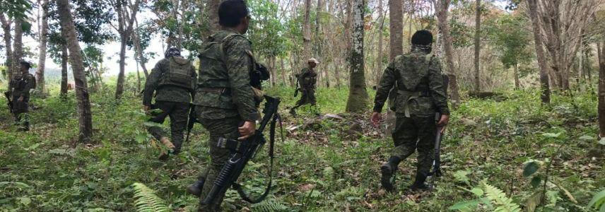 Seven people dead in the clashes between the Philippine army and Abu Sayyaf terrorists
