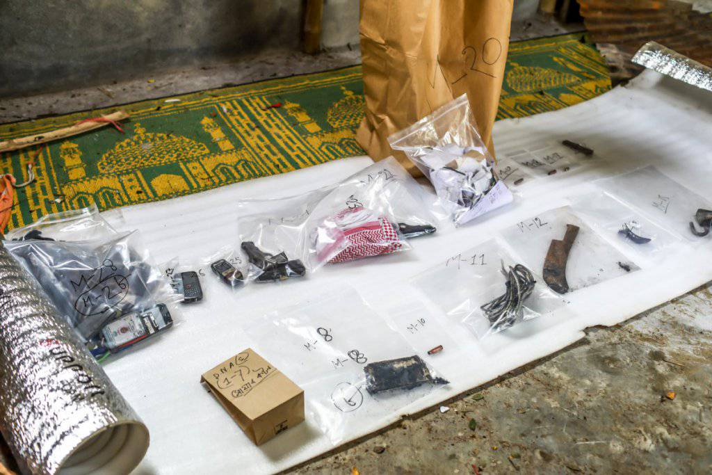 LLL - GFATF - Suspected extremists killed in Bangladesh raid as the Islamic State claims blast 1