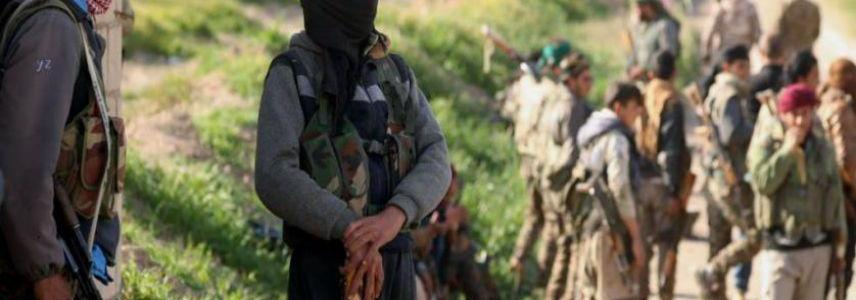 Syrian Defence Forces track ISIS terrorists in caves