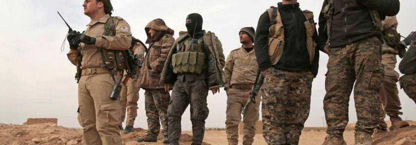 Syrian army clashes with ISIS in Eastern Syria few days after declaring victory over the terrorist group