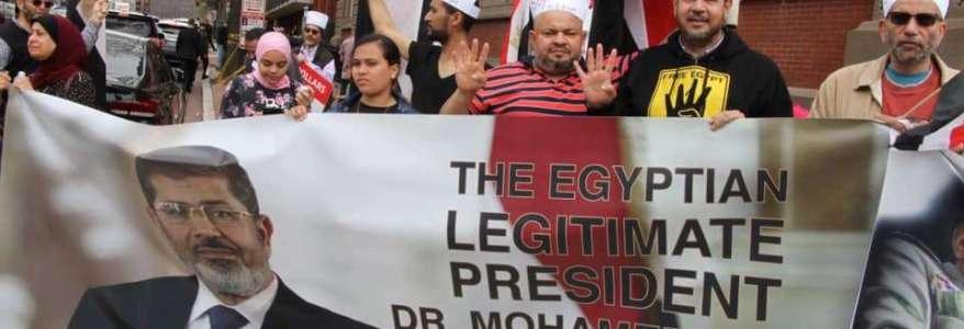 The Egyptian Muslim Brotherhood goes to Washington