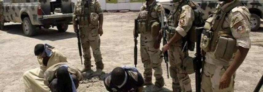 Three ISIS leaders captured in the Nineveh province
